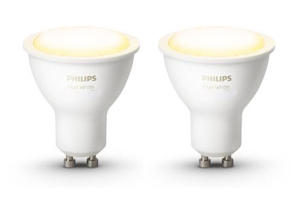 Philips Hue White, GU10 - 2 pack