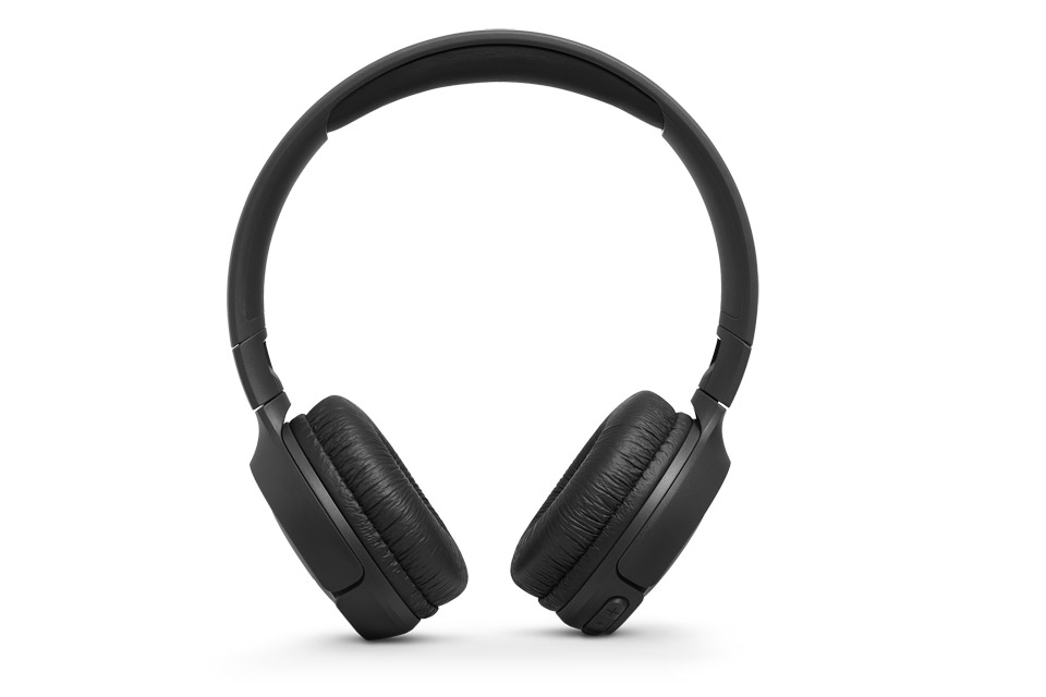 JBL T500BT on-ear hovedtelefoner, sort