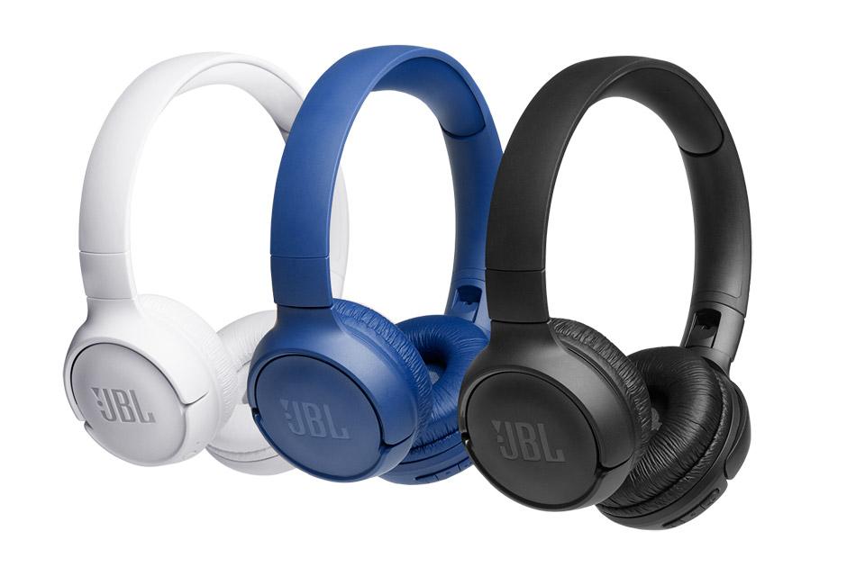 JBL T500BT on-ear hovedtelefoner, all
