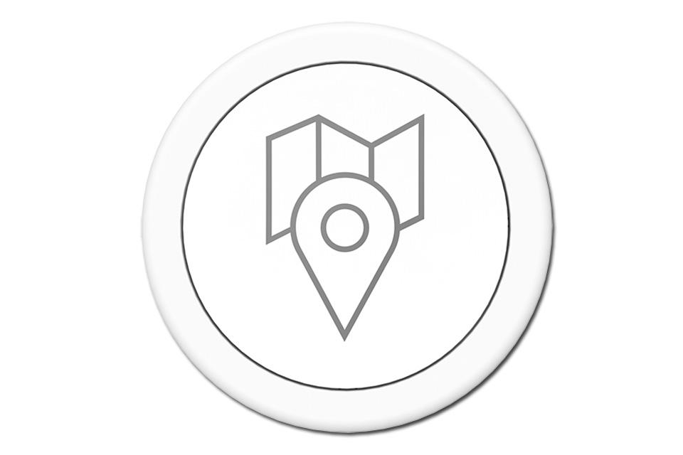Flic Single Location button