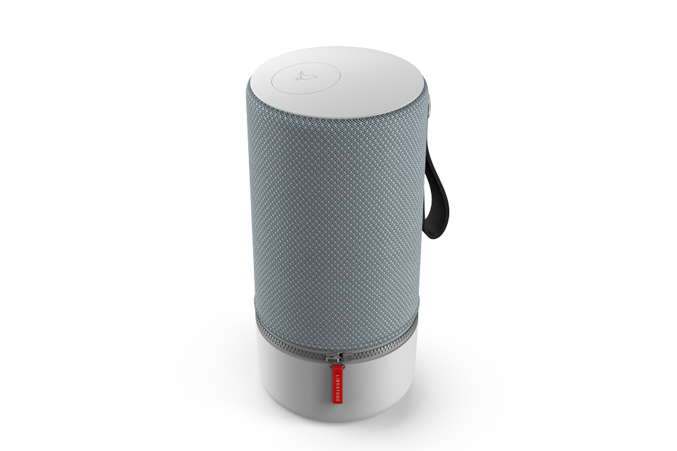 Libratone Zipp 2 smart højtaler, Frosty Grey