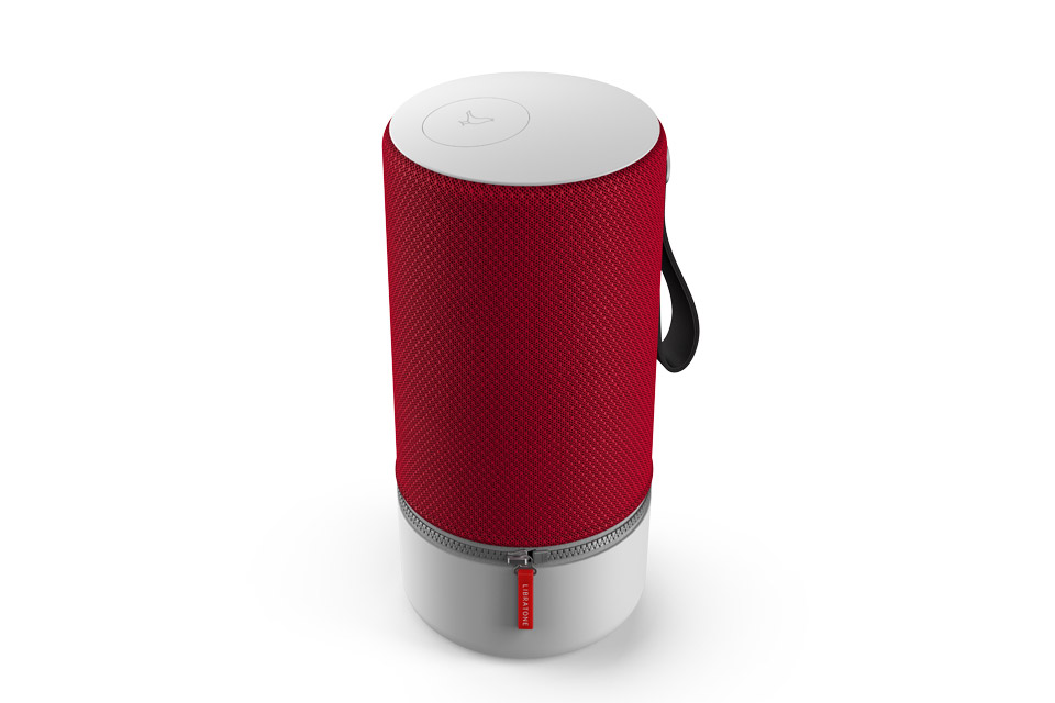 Libratone Zipp 2 smart højtaler, Cranberry Red