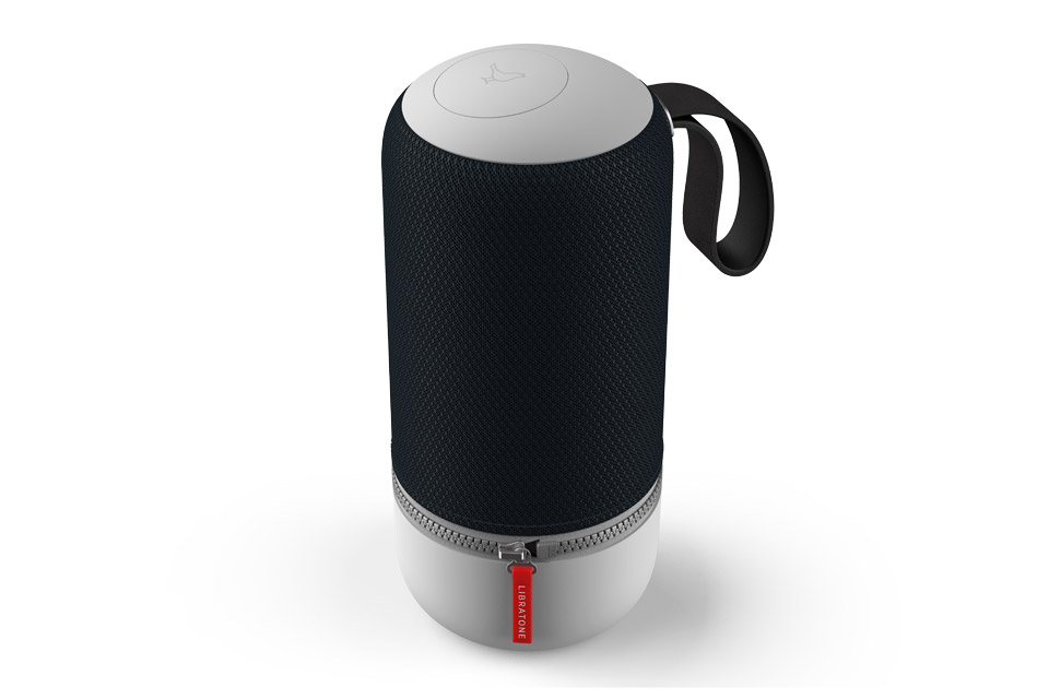 Libratone Zipp Mini 2 smart højtaler, stormy black