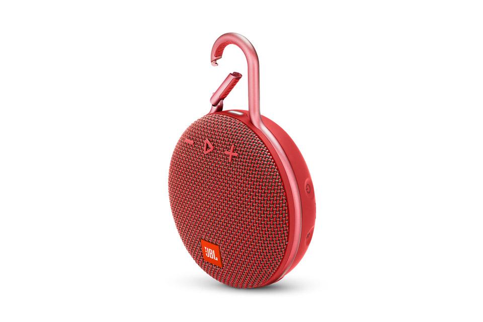 JBL Clip 3 højtaler, rød
