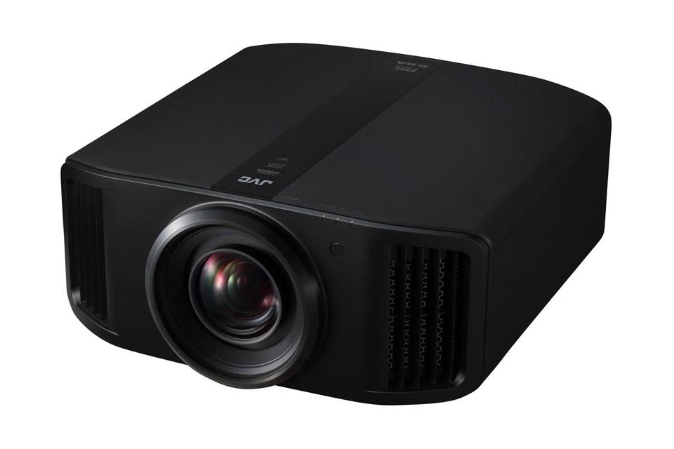 JVC DLA-NX9B 4K e-shift projektor