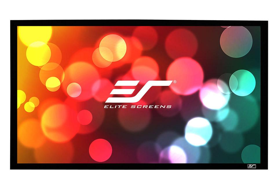 Elite Screens Fixed Sable series