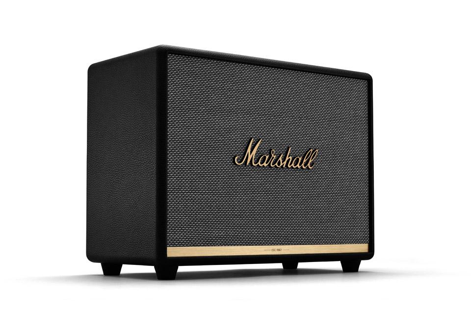 Marshall Woburn II højtaler, sort