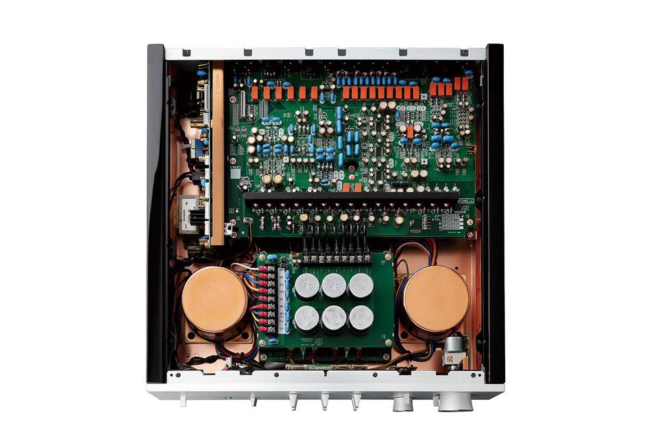 Yamaha C-5000 forforstærker, titan
