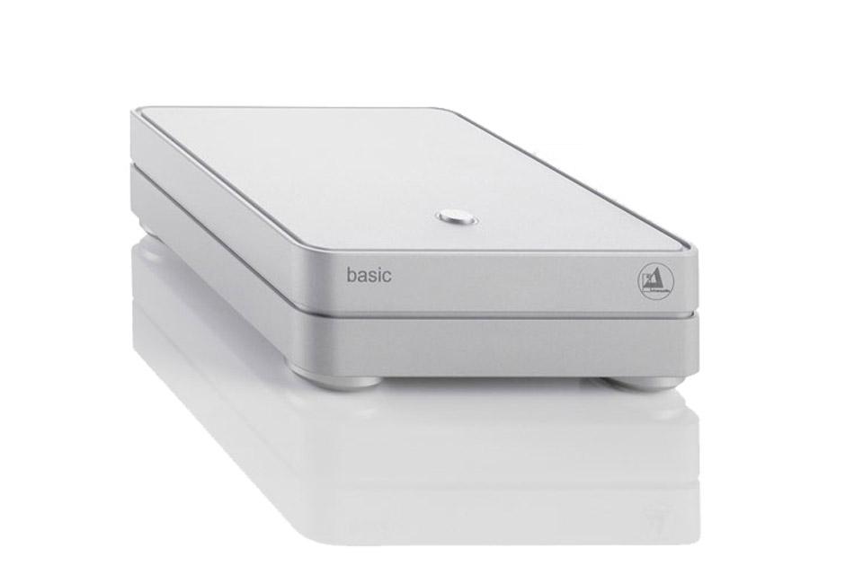 ClearAudio Basic V2 RIAA forstærker, sølv