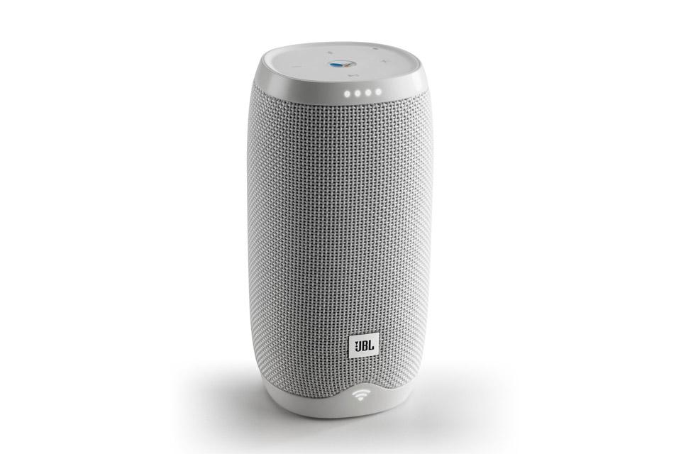 JBL Link 10 smart højtaler, hvid