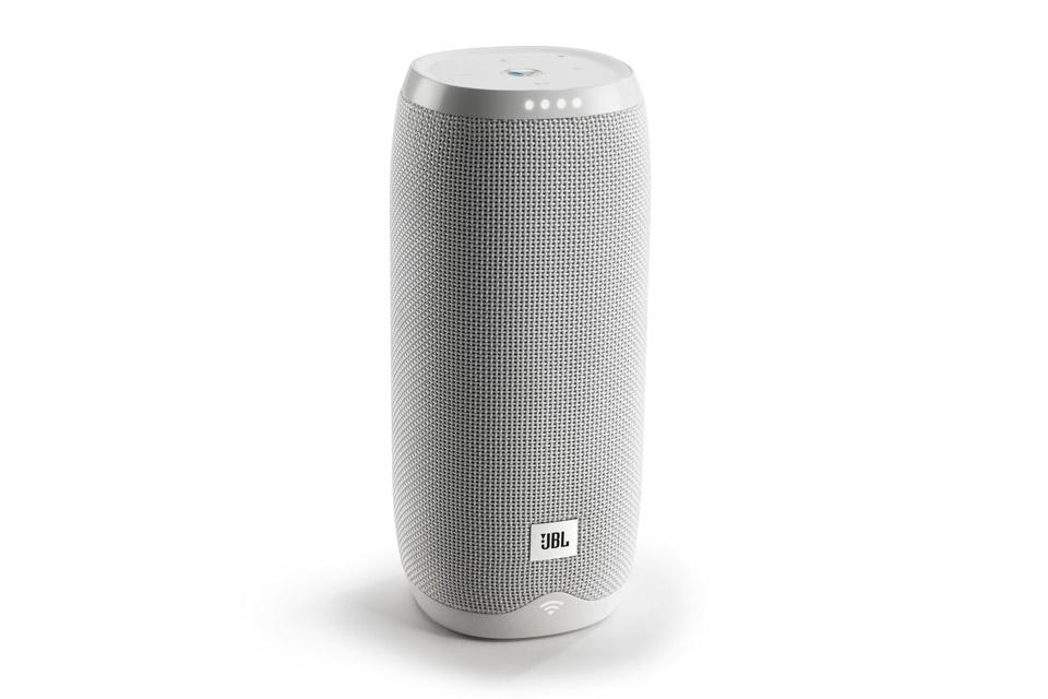JBL Link 20 smart højtaler, hvid