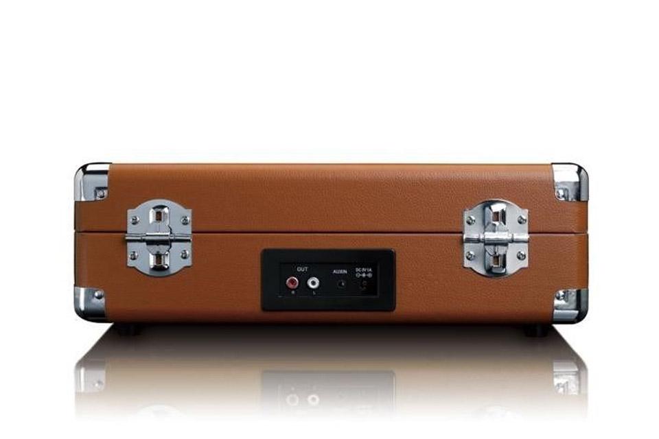 Lenco TT-10 kuffert pladespiller