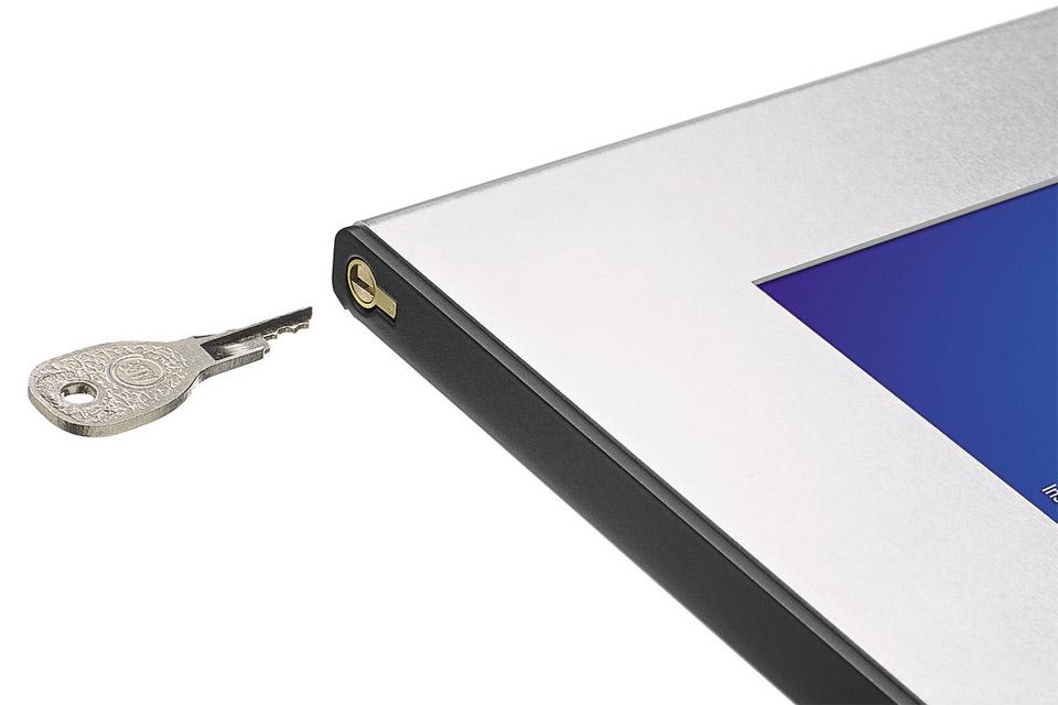 Vogels Pro PTS 1211 sikkerhedskabinet til Samsung Galaxy 3/4