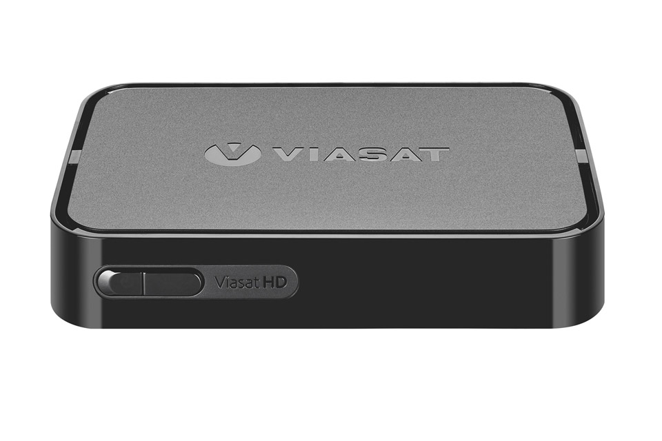 Viasat Arris 3000 DVB-S TV boks til VIASAT