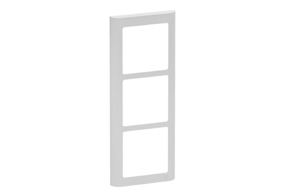 LK FUGA Softline Design ramme, lyse grå