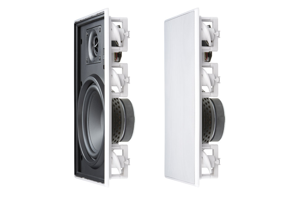 Inakustik Ambientone Q1 in-wall speaker