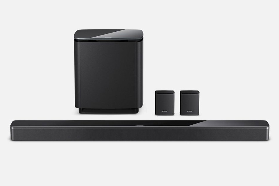 Bose Soundbar 700 5.1 system, sort