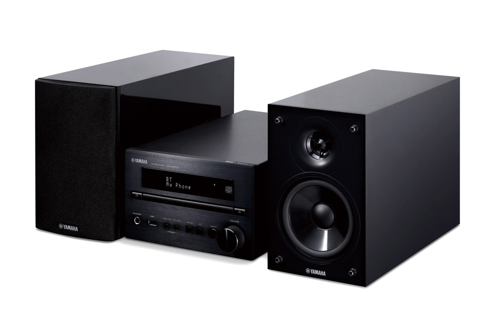 Yamaha MCR-B370D sort