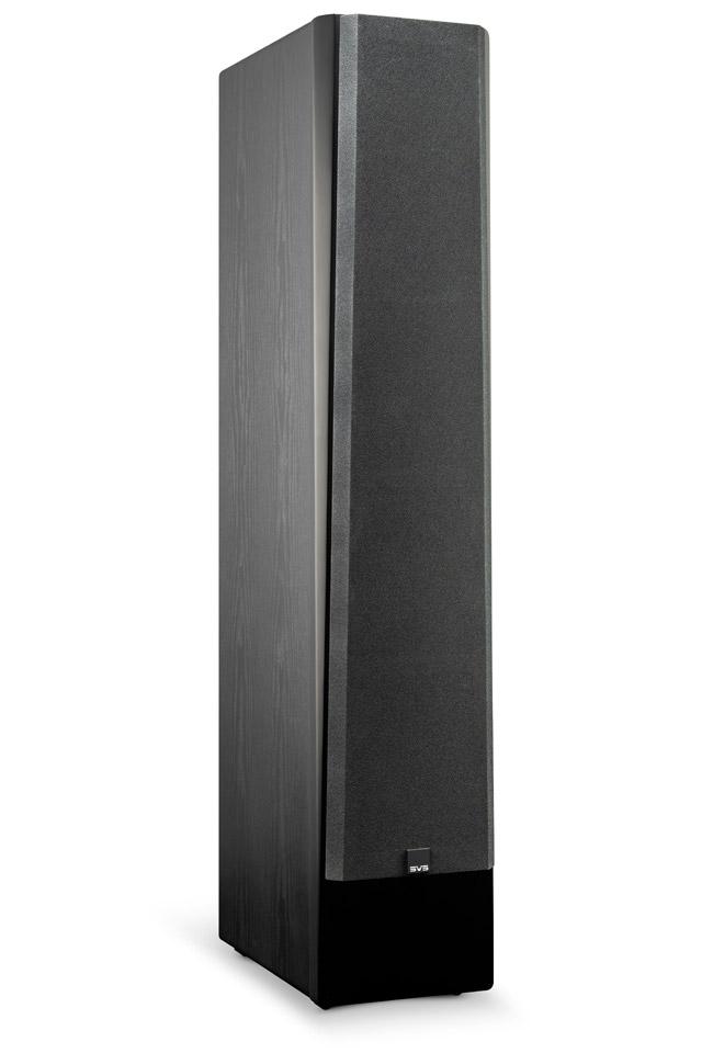 SVS Prime Pinnacle Tower, black ash