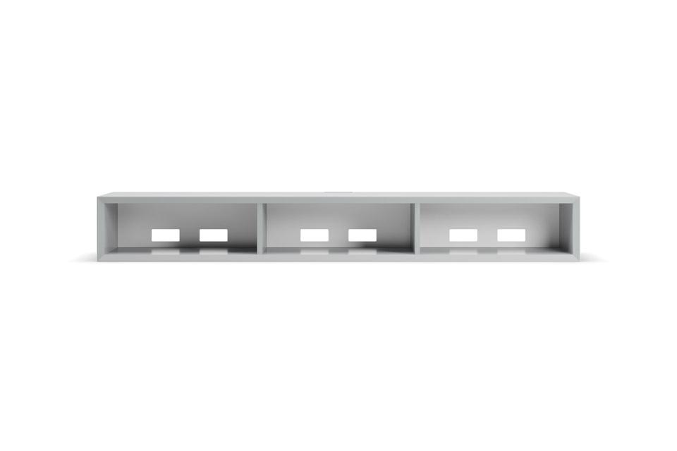Clic 131 grundmøbel, lyse grå