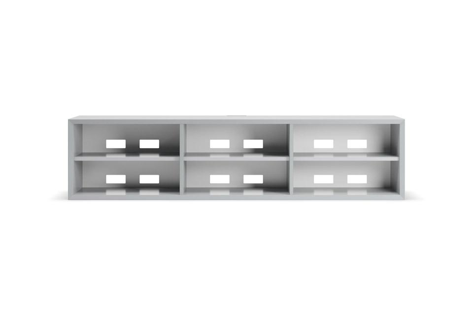 Clic 232 grundmøbel, lyse grå
