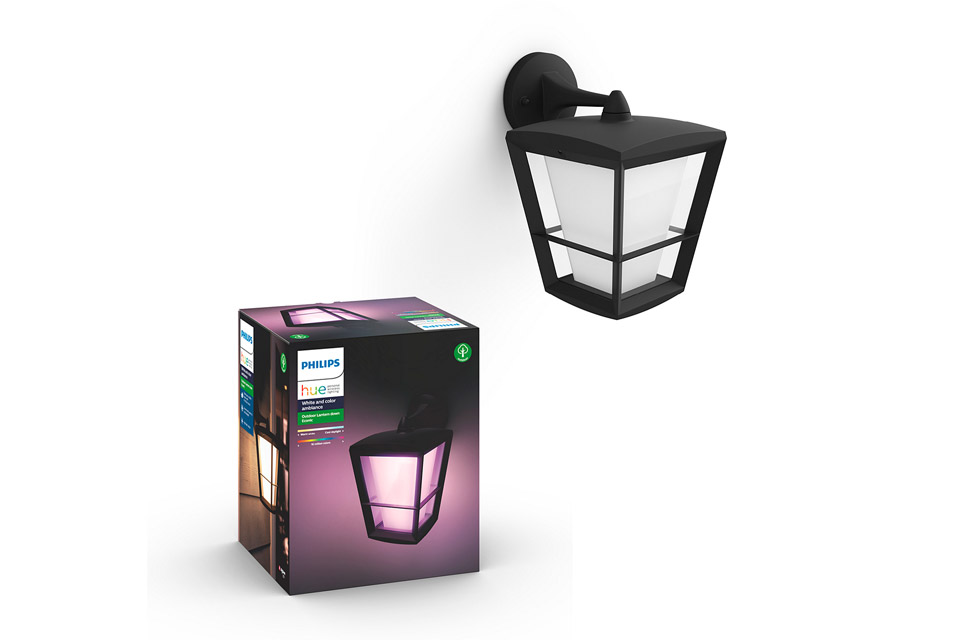 Philips Hue Outdoor Econic væglampe