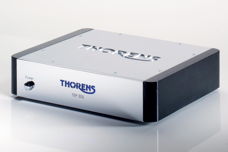 Thorens TEP 302, black ash