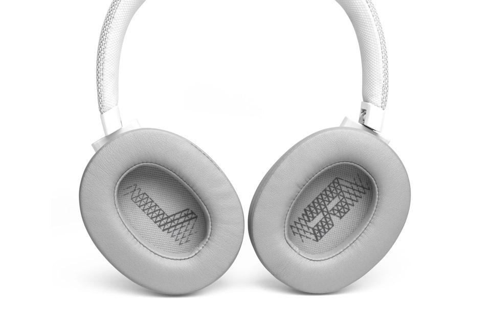 JBL Live 500 BT hovedtelefoner, hvid