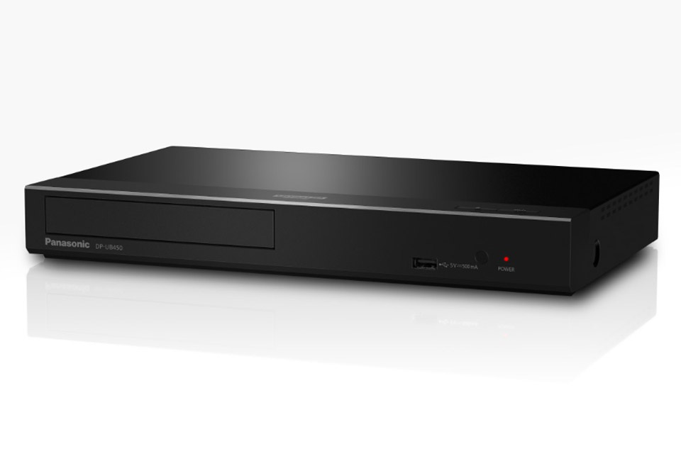 Panasonic DP-UB450 Ultra HD blu-ray afspiller