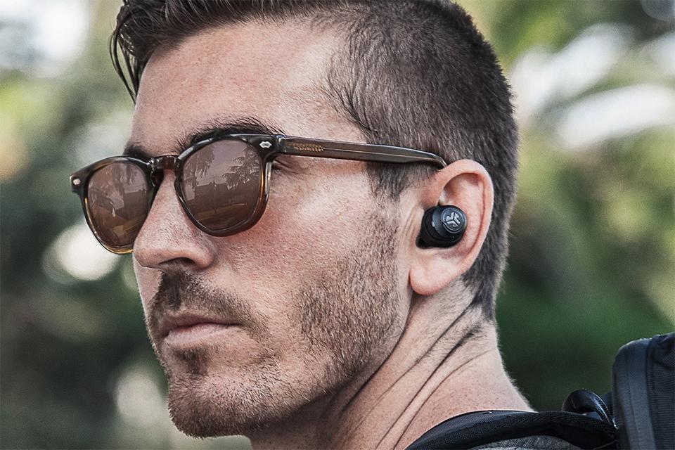 JLab Audio JBuds Air øretelefoner, sort