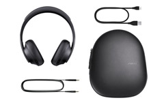 Boise Noise Cancelling Headphones 700, sort