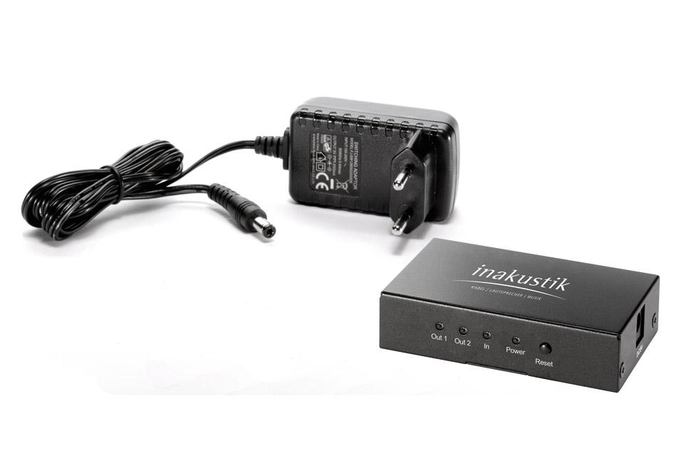Inakustik Premium HDMI splitter