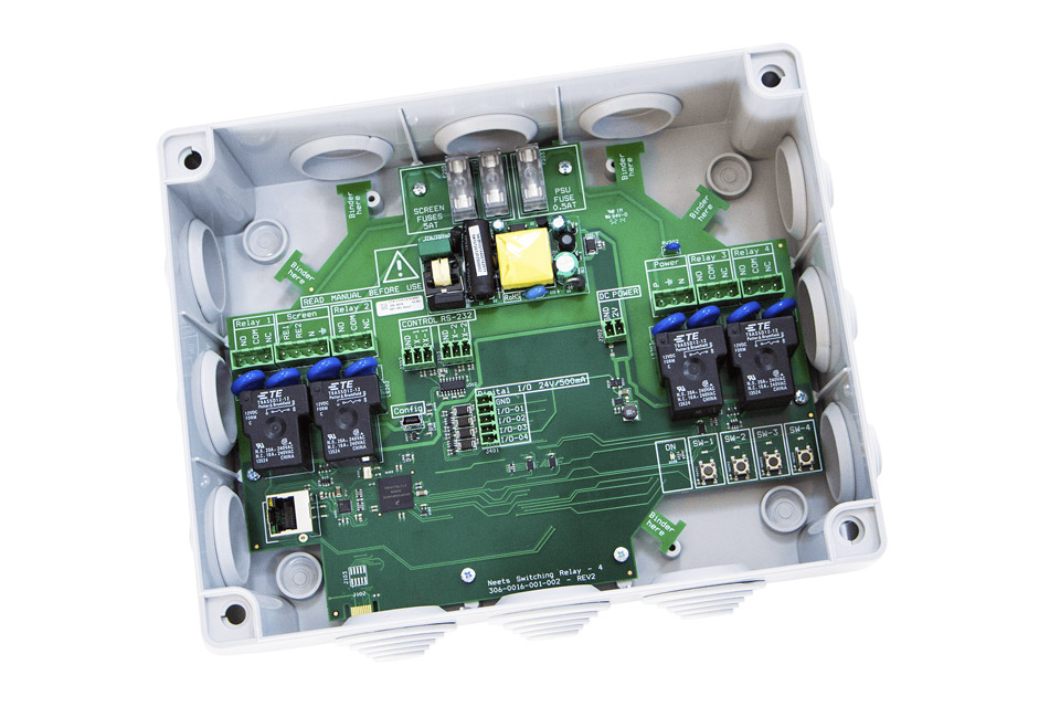 Neets Switching Relay - 4