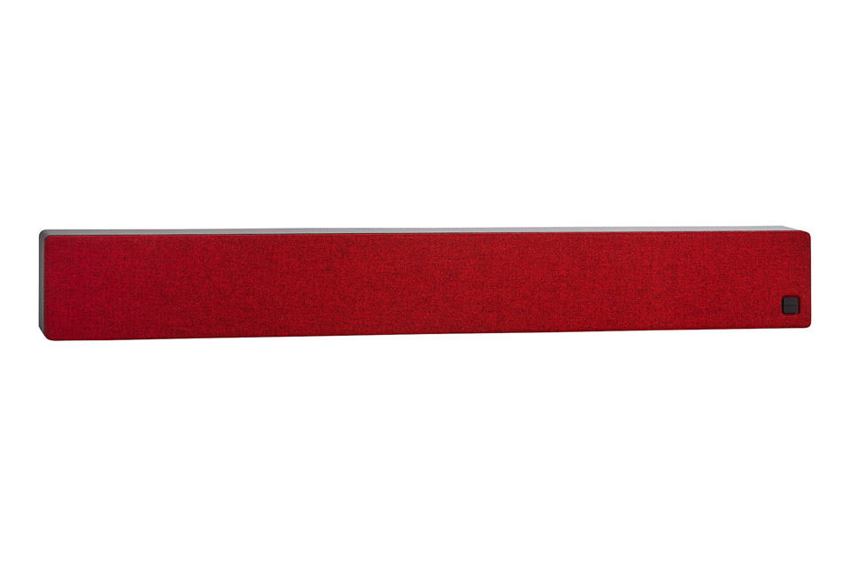 Neets Sound Bar - SB1 - Red Front