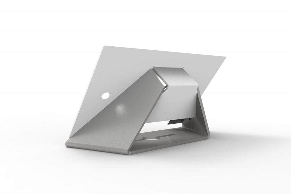 Neets Table stand for Neets touch panel - White Back
