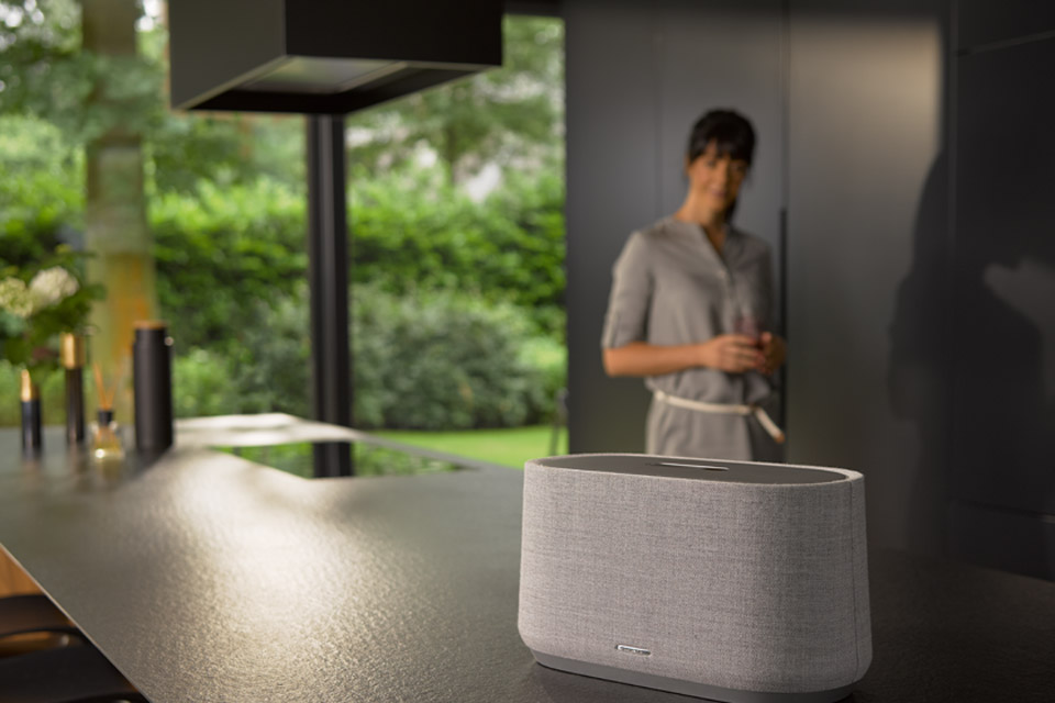 Harman Kardon Citation 300 smarthøjtaler, lifestyle