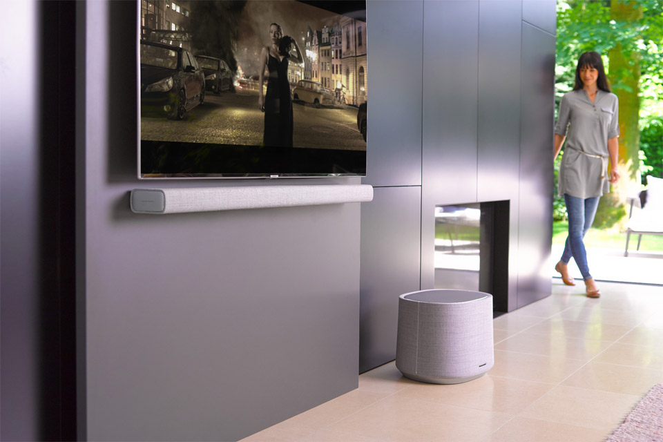 Harman Kardon Citation Sub, lifestyle
