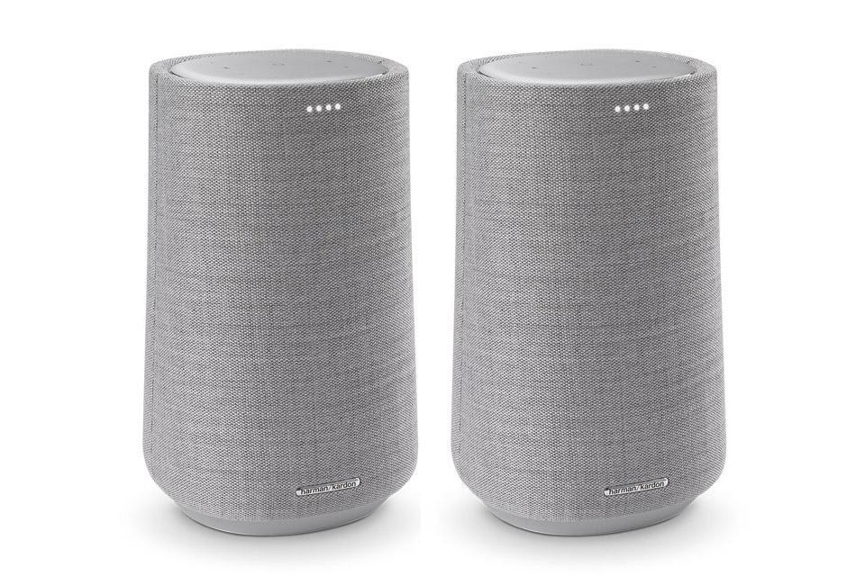 Harman Kardon Citation 100 stereosæt, grå