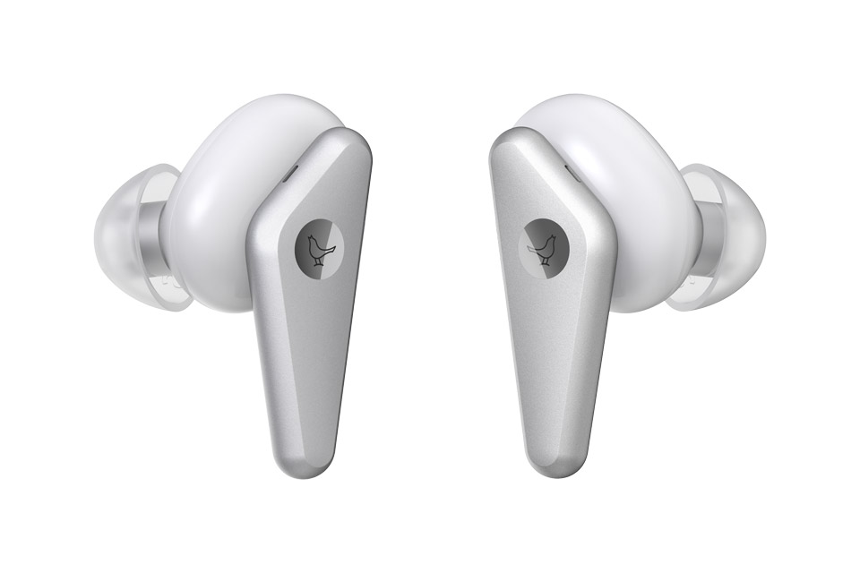 Libratone Track Air+ in-ear headphones, cloudy white
