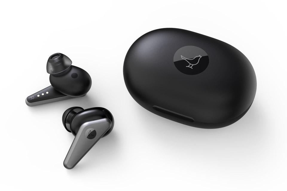 Libratone Track Air+ in-ear headphones, stormy black