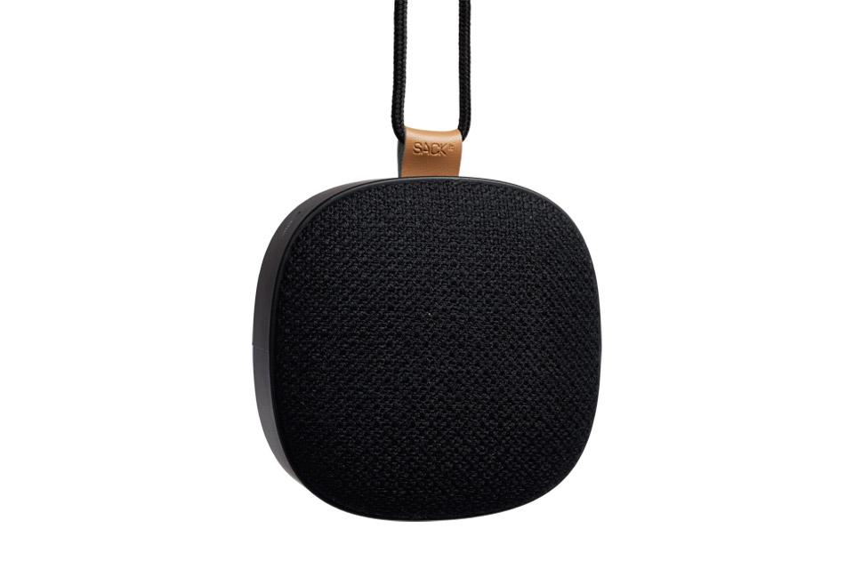 SACK-it WOOFit Go X bluetooth højttaler, sort