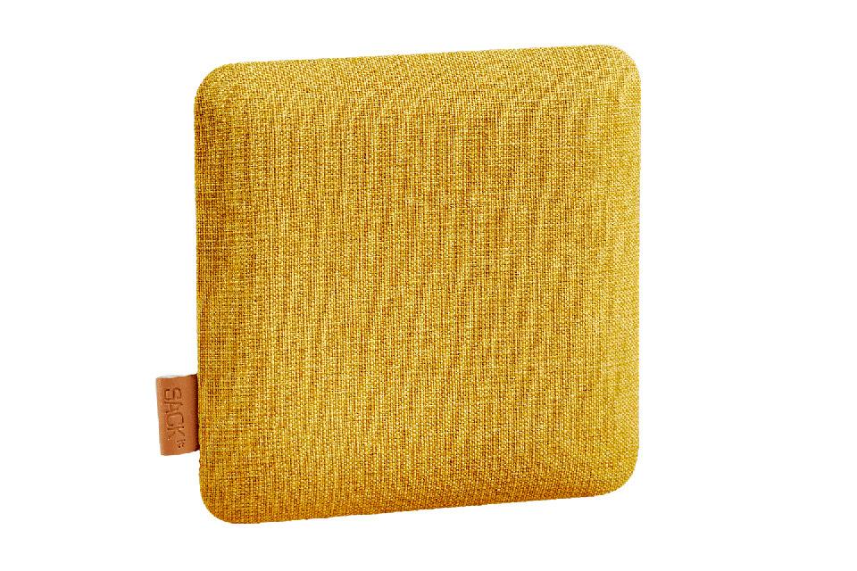 SACKit cover til DAB+, mustard