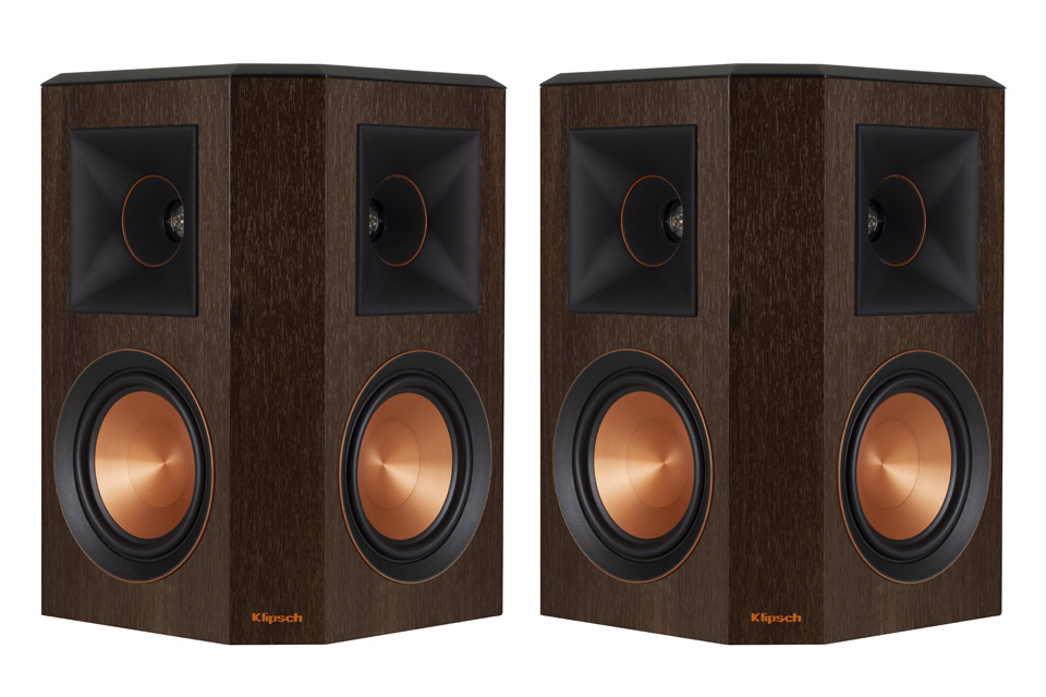 Klipsch Reference Premiere Rp 502s Surround Speakers