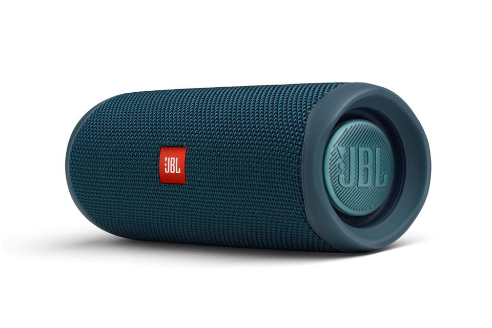JBL FLIP5 bluetooth speaker, blue
