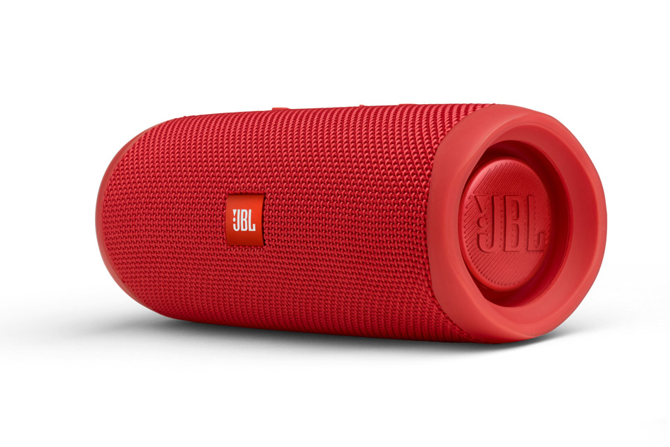 JBL FLIP5 bluetooth speaker, red