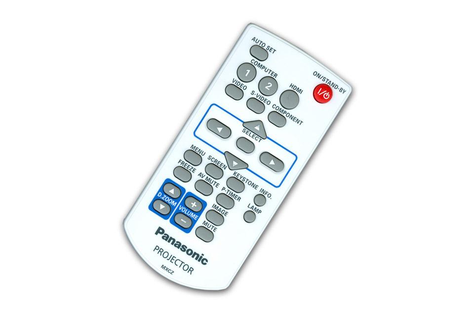 Panasonic fjernbetjening 6451048738 MXCZ