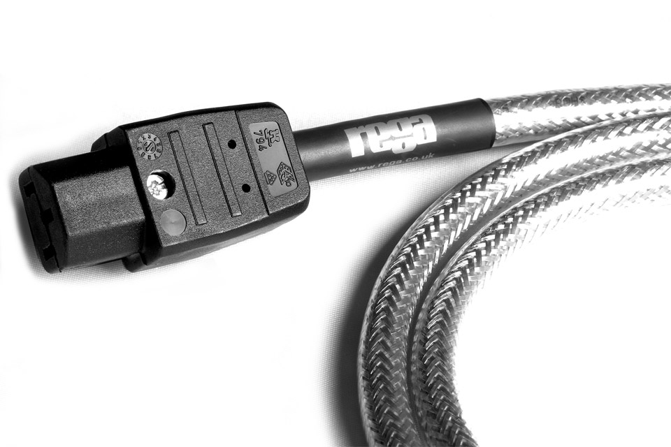 Rega Mains reference power cable