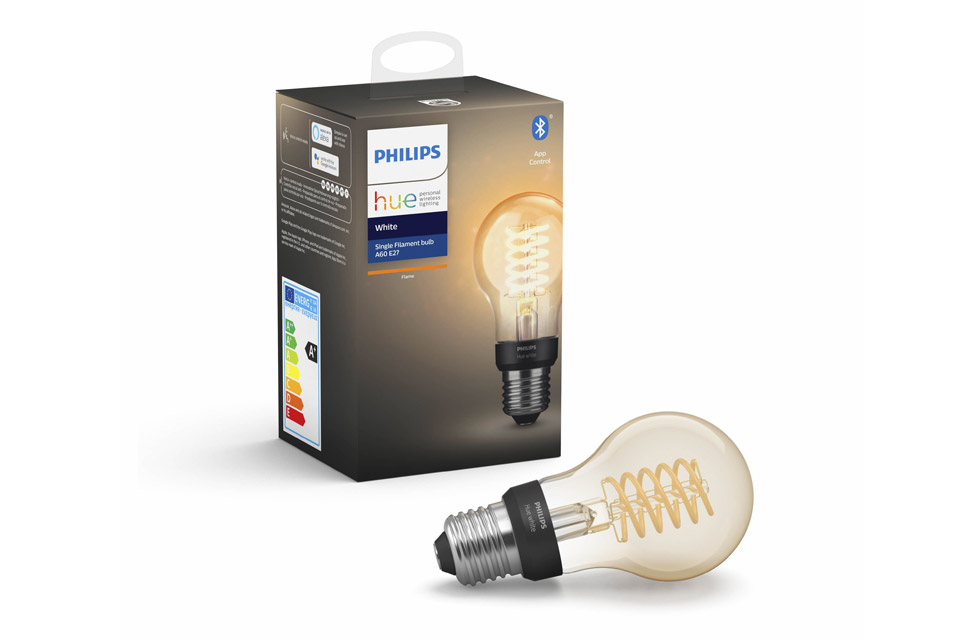 Philips Hue E27 A60 Filament white