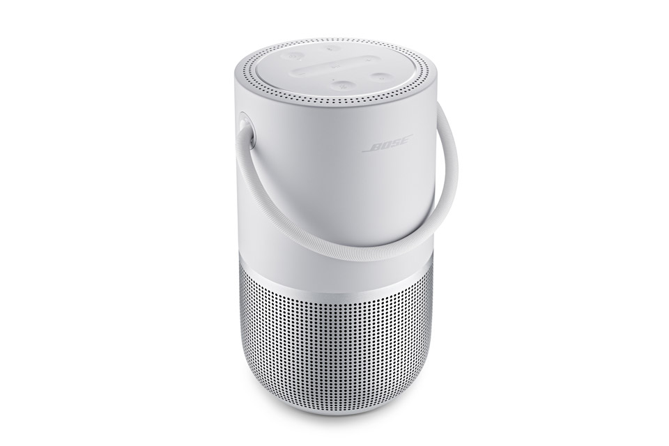 Bose Portable Home Speaker, silver