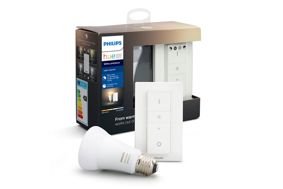 Philips Hue White Ambiance Dimming kit, E27